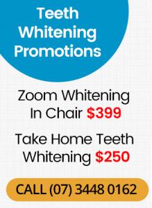 Teeth Whitening Promotions Banner | Dentist Warner