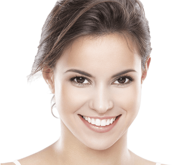 Zoom Whitening Girl | Dentist Warner