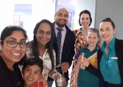 Warner Laeks Dental 2nd Anniversary celebrations