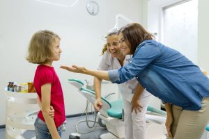 how can the child dental benefits schedule help children warner