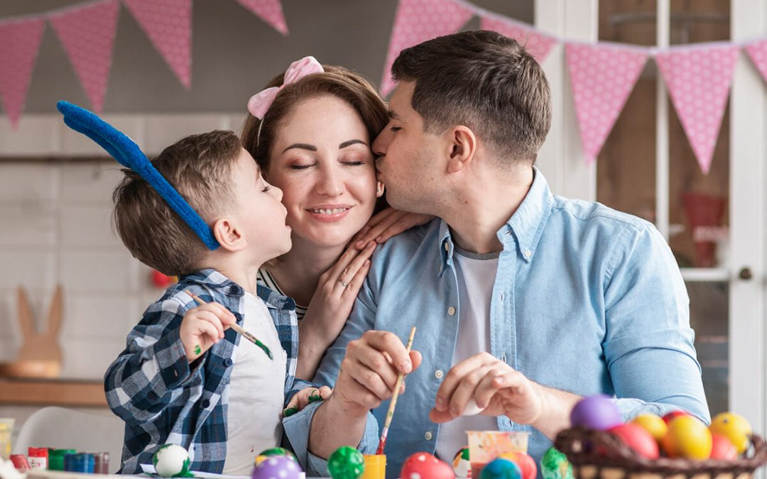 Top 8 Ideas for Easter at Home from Warner Lakes Dental
