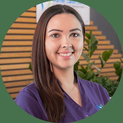 Brianna Biddle Warner Lakes Dental Dentist Warner