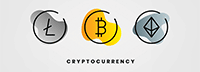cyptocurrency accepted logo